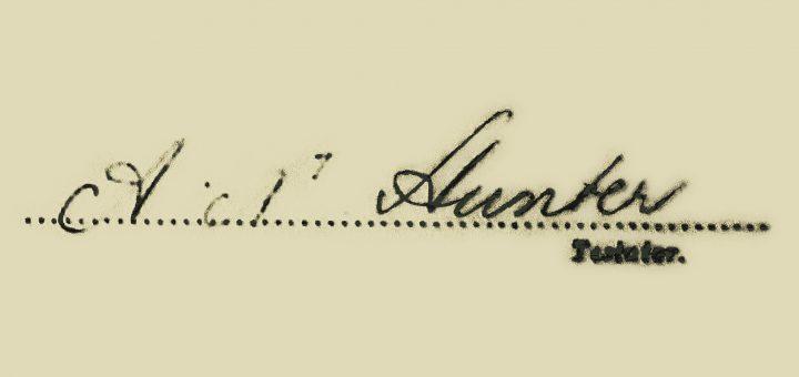 Alexander-Nicholson-Hunter_Signature